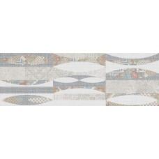 კედლის ფილა MITO DECOR GRIS 20X60 დეკორი