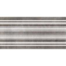 კედლის ფილა Bronx LINE GRIS 25X50 დეკორი