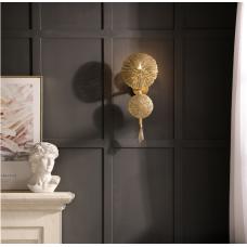 კედლის სანათი SOLE 10260W2 სპილენძისფერი