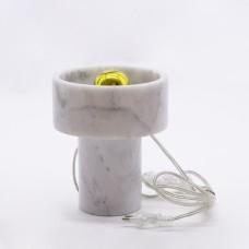 მაგიდის სანთი SOLE 10050T თეთრი