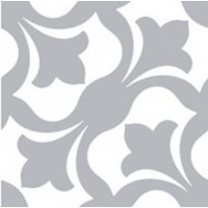კერამო გრანიტი MILANO ZARA GREY 14მმ, 20X20 (MENZA GREY)