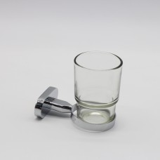 აბაზანის ჭიქა ქრომი COLOMBO 180107