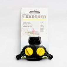 გადამყვანი karcher 2 Way Tap Adapter