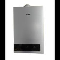 წყლის გამაცხელებელი გამდინარე გაზის მილით VIVA***CD 8L FF white