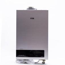 წყლის გამაცხელებელი გამდინარე გაზის მილით VIVA***ETP18 12L FF SILVER