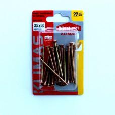 ავეჯის ჭანჭიკი BWK-35050 (22ც)