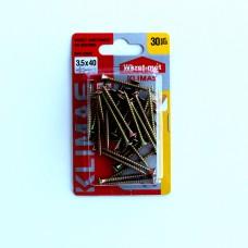 ავეჯის ჭანჭიკი BWK-35040 (30ც)