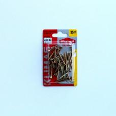 ავეჯის ჭანჭიკი BWK-35030 (35ც)