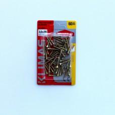 ავეჯის ჭანჭიკი BWK-30020 (60ც)