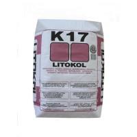 წებოცემენტი K17 LITOKOL GREY 25კგ