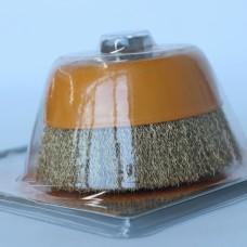 ჯაგრისი ბარგალკისათვის (ოქროსფერი) 125მმ (WB11251)
