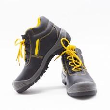 სამუშაო ფეხსაცმელი ლითონის ცხვირქვედათი (SSH04SB.42)