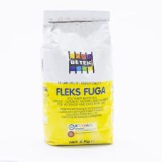 შემავსებელი შედგენილობა /BETEK-FLEKS FUGA/ 5 კგ-იანი პაკეტი