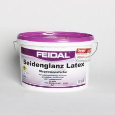 წყალემულსია ნახევრადპრიალა feidal seidenglanz latex weib 5 L