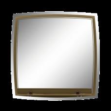 აბაზანის სარკე AmC-10-2 50*50 ბეჟი