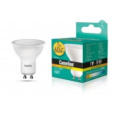 ლედ ნათურა Camelion Energy Saving LED Bulbs LED7-GU10/830/GU10 7ვატი