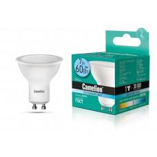 ლედ ნათურა Camelion Energy Saving LED Bulbs LED7-GU10/845/GU10 7ვატი