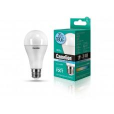 ლედ ნათურა Camelion LED Energy Saving LED Bulbs - 20W/Coolight /E27 LED20-A65/845/E27 ცივი ნათება