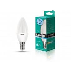 ლედ ნათურა Camelion LED Energy Saving LED Bulbs - 5W/Coolight/E14 LED5-C35/845/E14 ცივი ნათება
