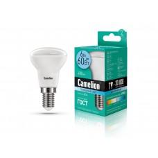 ლედ ნათურა Camelion LED Energy Saving LED Bulbs - 6W/Coollight/ LED6-R50/845/E14 ცივი ნათება