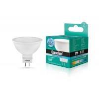 ლედ ნათურა Camelion LED Energy Saving LED Bulbs - 7W/Coollight/ LED7-JCDR/845/GU5.3 ცივი ნათება