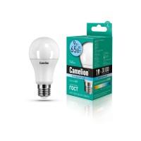 ლედ ნათურა Camelion LED Energy Saving LED Bulbs - 9W/Coolight /E27 LED9-A60/845/E27 ცივი ნათება