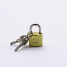 ყვითელი ბოქლომი 20*12 (რკინის) 13099-35