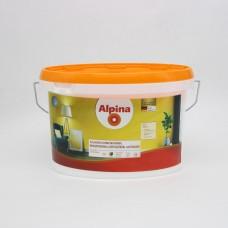 ალპინა ინტერიერის სილიკონის საღებავი ბ1 2,5ლტ