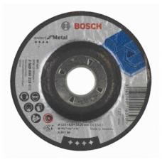 ლითონის სახეხი დისკი Bosch 115x6x22.23მმ