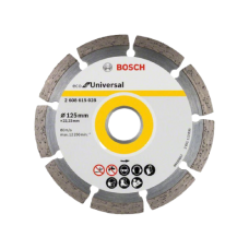 ალმასის საჭრელი დისკი Bosch ECO Universal 115x22.23მმ