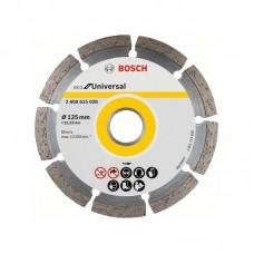 ალმასის საჭრელი დისკი Bosch ECO Universal 125x22.23მმ