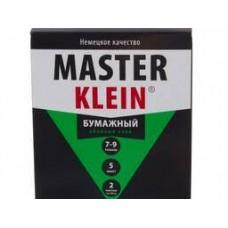 შპალერის წებო MASTER KLEIN ქაღალდის შპალერისთვის 500გრ.