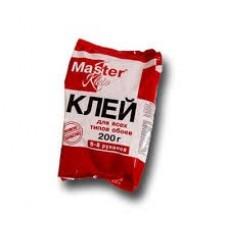 შპალერის წებო MASTER KLEIN ყველა ტიპის შპალერისთვის ეკონომი 200გრ.