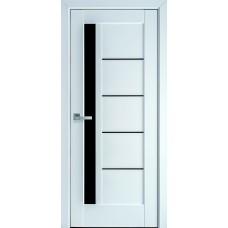 კარის კომპლექტი MDF NS GRETA 215*80 WHITE MATT BLK
