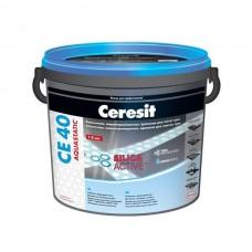 ფუგა ceresit CE40 2კგ წყალმდეგი (ღია ყავისფერი)