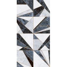 კედლის ფილა Anka LIMA NAVY BLUE DECOR 30x60 დეკორი