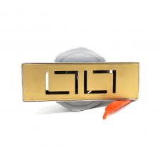 პლასმასის ტრაპი 20 სმ უჟანგავი (GOLD BLOK)
