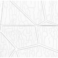 თვითწებვადი კედლის საფარი JS-08 SL15-1 თეთრი