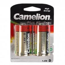 ელემენტი 0004 Camelion Plus Alkaline D 2ც შეკვრა LR20-BP2