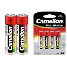 ელემენტი 0028 Camelion Alkaline AA  AA, 4ც შეკვრა LR6-BP4