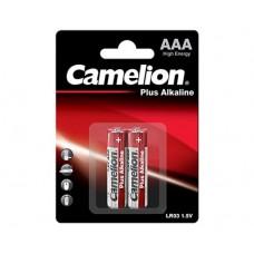ელემენტი 0059 Camelion Plus Alkaline AAA  2ც შეკვრა LR03-BP2