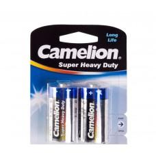 ელემენტი 1025 Camelion Super HD ლურჯი C 2ც შეკრა R14P-BP2B