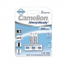 აკუმულატორი 3250 Camelion AlwaysReady Long Life AAA 600mAh , 2ც შეკრა NH-AAA600ARBP2