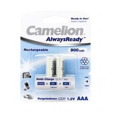 აკუმულატორი, 4057 Camelion AlwaysReady Premium AAA 900mAH 2ც შეკრა NH-AAA900ARB2