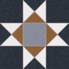 კერამი გრანიტი STAR ANTRACITE 45x45