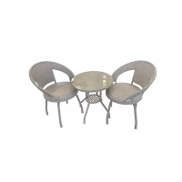 მოწნული მაგიდა მოძრავი სავარძლით ლბზ-2064